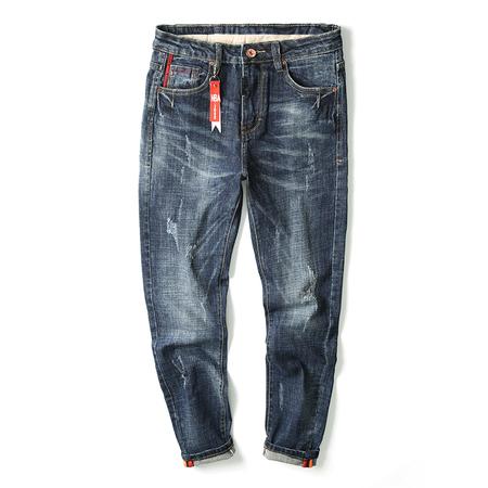 19109男士新款牛仔裤