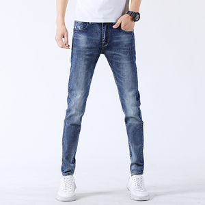 19126潮流男士牛仔裤